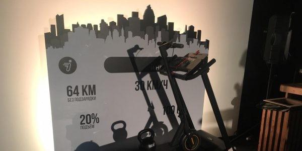 Электросамокаты Ninebot-Segway завоёвывают Москву зимой