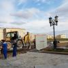 Бирюков приостановил работы по благоустройству Москвы