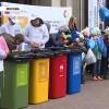 Школьников Москвы обучают даже сортировке мусора