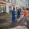 Москва заменит тротуарные бордюры за 10 млрд рублей