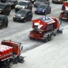 Коммунальщики Москвы круглосуточно борются с непогодой