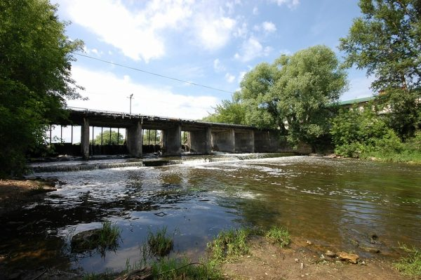 Нерест остановил реконструкцию плотин
