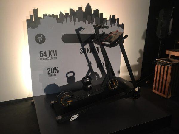 NBM_самокат KickScooter MAX G30P